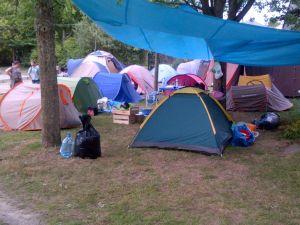 Campement Cleunay