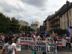 Palestine Rennes